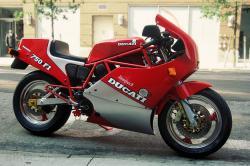 Ducati 750 F1 Montjuich