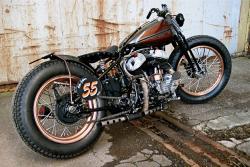 Harley WLC custom