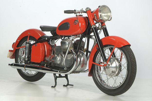Victoria V35 Bergmeister motorcycle
