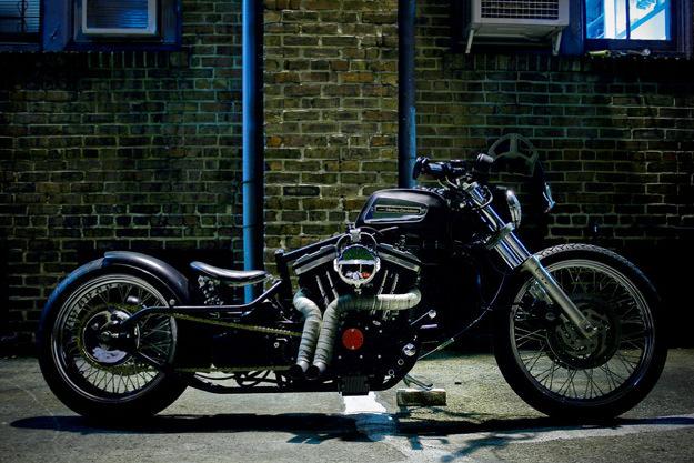 harley davidson sportster custom. Harley-Davidson Sportster 883R