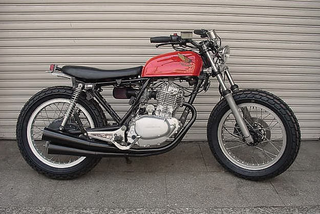 modern classics thread cafe racers scramblers flat trackers  page