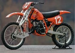 Honda RC125M