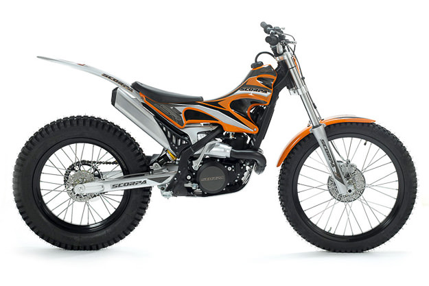 ve always had a slightly geeky fascination with trials bikes they re