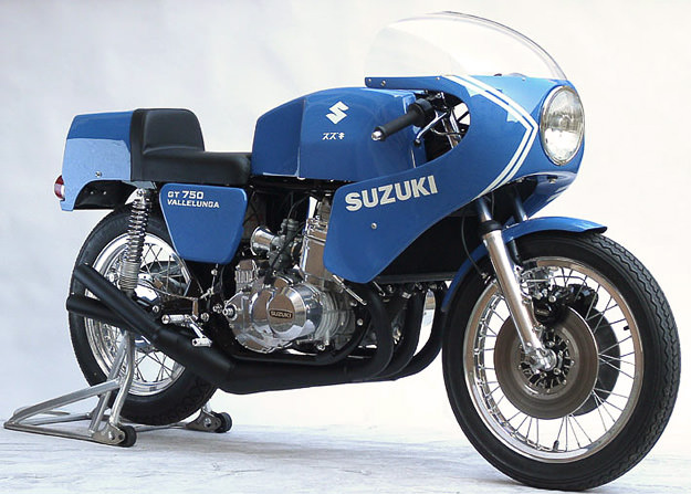 suzuki gt750s vallelunga bike exif. Black Bedroom Furniture Sets. Home Design Ideas