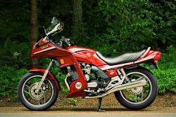 Yamaha Seca custom