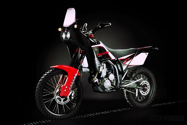 Gas Gas EC 450 Desert enduro motorcycle