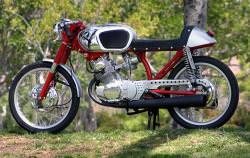 Honda CB160 'Poco Bastardo'