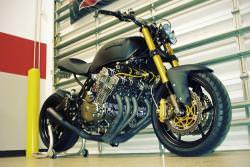 Honda CBX custom