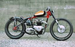 Triumph T5 Speed Twin custom