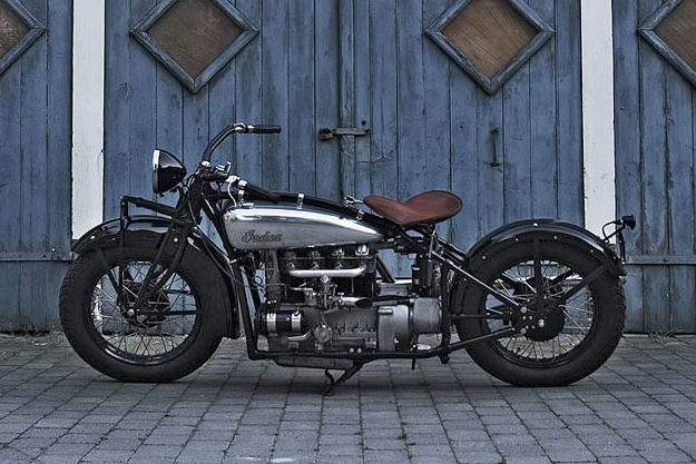 Custom Indian Four