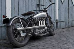 Alma 'Indian Four' custom