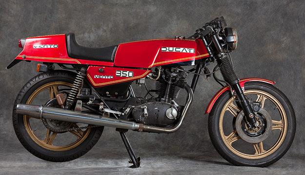 Ducati MotoTrans Vento 350
