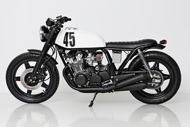 Wrenchmonkees Honda CB750 | Bike EXIF
