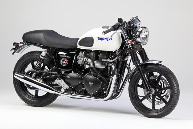 Triumph Bonneville Tridays Edition by LSL