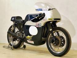 Rob North Triumph Trident