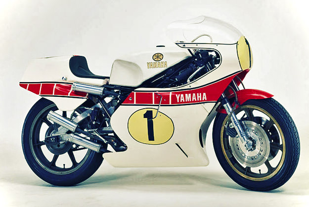 1978 Yamaha YZR500 racing motorcycle