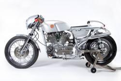 Harley Sportster by Walt Siegl