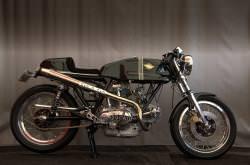 Mike Cecchini's Ducati 750 Sport