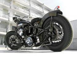 1937 Harley-Davidson bobber
