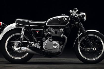 1968 Honda CB450 K1