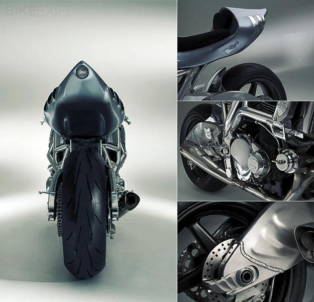 Barry Sheene motorcycle