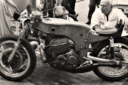 OSSA motorcycle