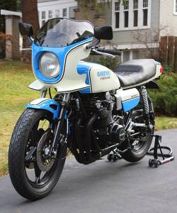 Suzuki GS1000S Cooley replica