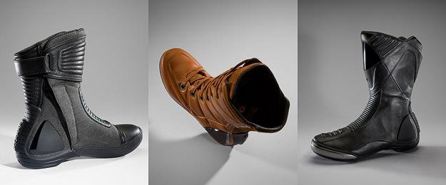 Vitesse Moto motorcycle boots
