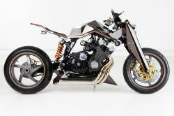 Honda CBX Custom: 'Wide Boy'