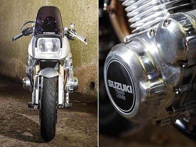 Suzuki Katana custom