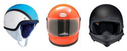 Tachibana motorcycle helmets