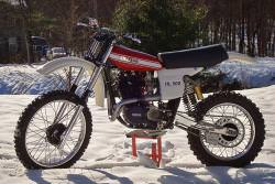 1979 Yamaha HL500 Replica