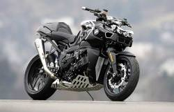 BMW K1200R custom by Wunderlich