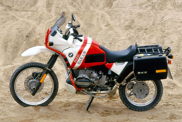 BMW R100 GS Paris-Dakar