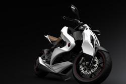 IZH concept motorcycle