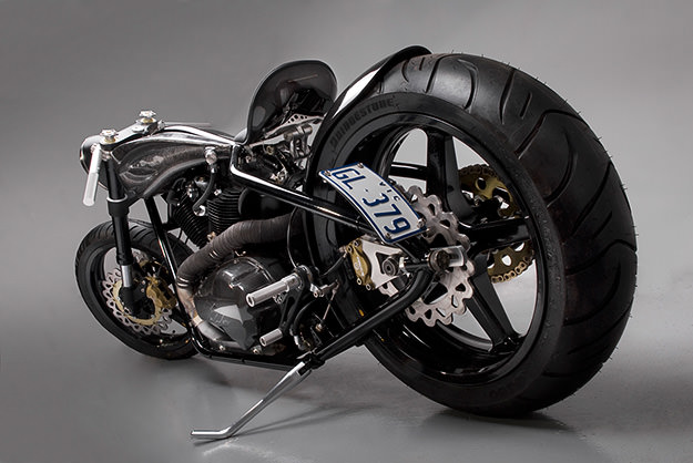 Harley-Davidson Sportster custom by Robb Handcrafted Cycles