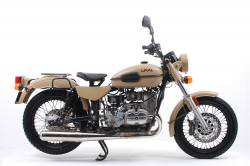 Ural Motorcycles sT