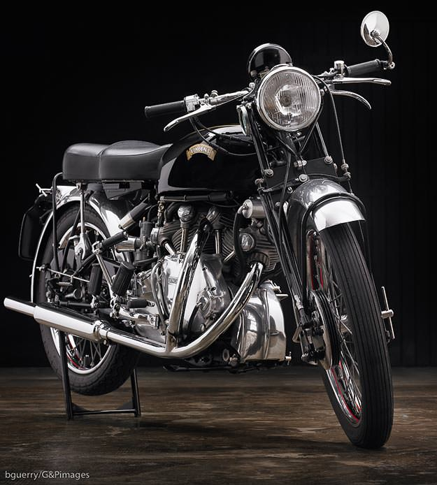 Vincent motorcycle