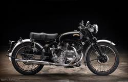 Vincent Rapide motorcycle