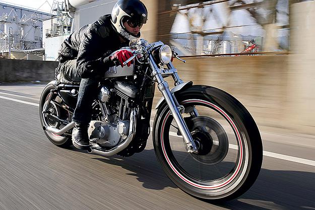 Harley XL 1200S custom by Nice Motorcycle