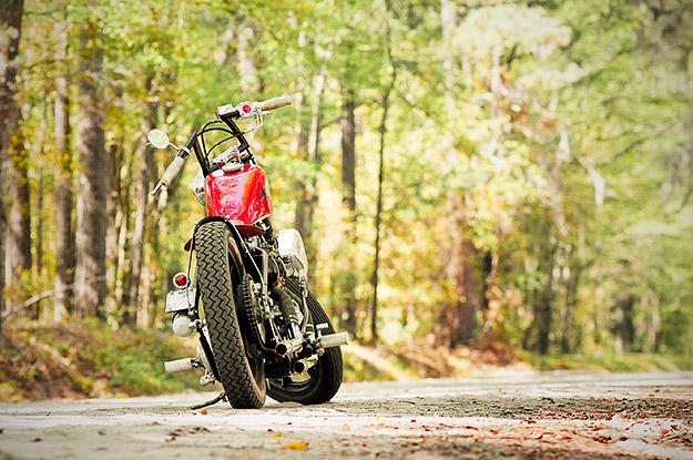 1975 Harley-Davidson Sportster bobber