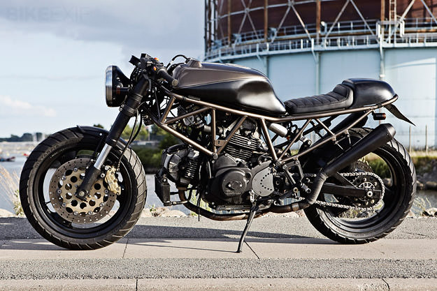 Ducati 750SS custom by Wrenchmonkees