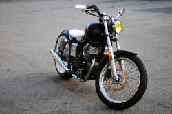 Honda Rebel custom