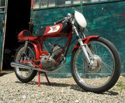 Moto Morini custom