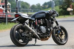 Yamaha XJR 1200 custom