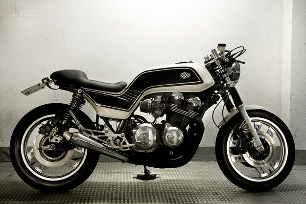 Honda CB900 F2 Bol D'or custom by Cafe Racer Dreams