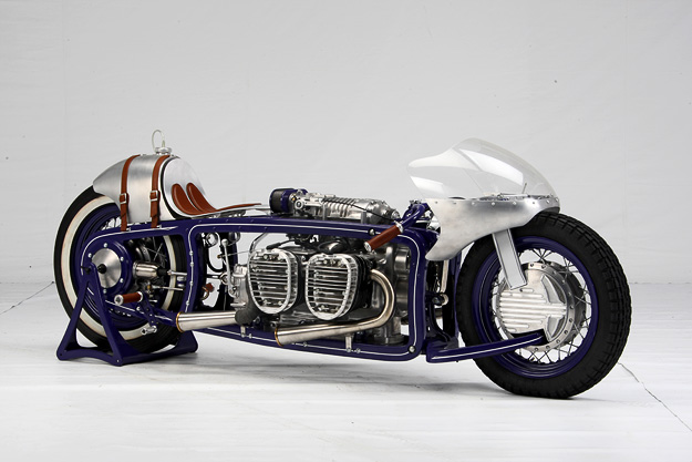 Sturgis Bike Week: The Machine by Yuri Shif Customs
