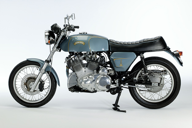 Vincati motorcycle