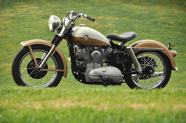 1957 Harley sportster