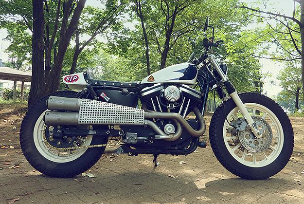 Harley-Davidson 883 Sportster